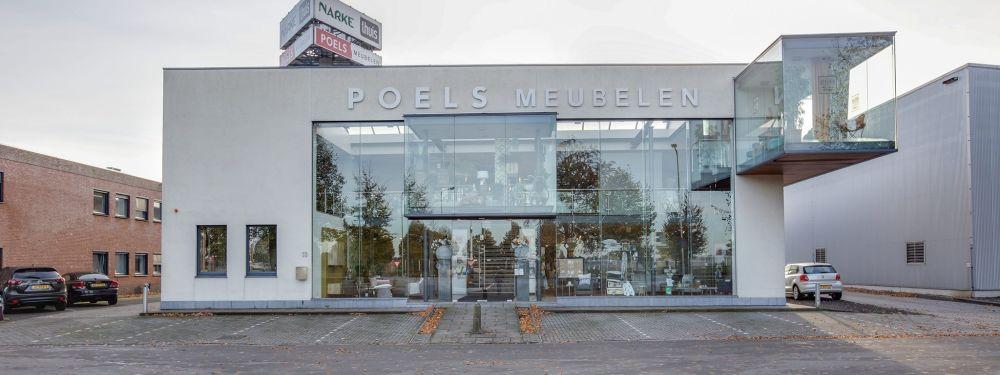 Poels Retail Groep bezit meerdere locaties, maar beheert haar planning centraal